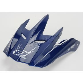 O'Neal Blue Youth 5 Series Element Visor - 0521
