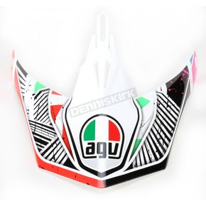 AGV MT-X Carnival Visor w/Screws - KU0902010