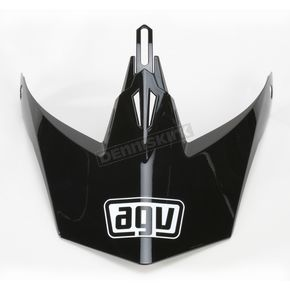 AGV Black MT-X Visor w/Screws - KU0902003