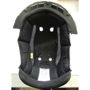HJC Black 12mm Helmet Liner for HJC Helmets - 60-2202D