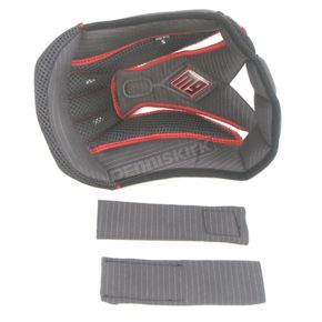 Bell Helmets Liner and Chin Pad Set for Moto-9 Helmets - 2026946