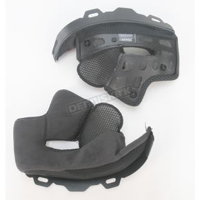 Bell Firm Black Cheek Pad Set for XS - SM Star Helmets - 2024467