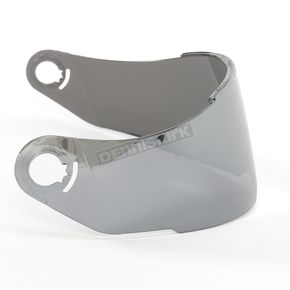AFX Silver Mirror Sun Shield for AFX FX-39DS Dual Sport Helmet - 0130-0444