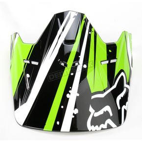 Fox Replacement V1 Undertow Helmet Visor - 91633-151-NS