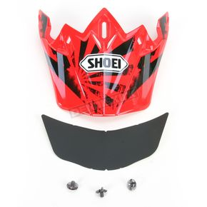 Shoei Helmets Dissent TC-1 VFX-W Off-Road Visor - 0245-6077-01