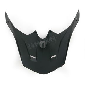 HJC Black/Dark Silver/White Visor for HJC CL-X6 Fuze Helmet - 730-959