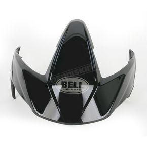Bell Helmets Gloss Black Visor Kit for Mag 9 Helmets - 2035460