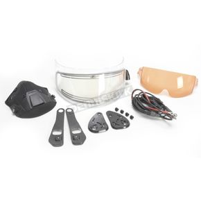 Bell Electric Sheild Snow Kit for Revolver Evo Helmets - 2035873