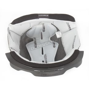 Icon Grey Hydra-Dry Airframe Helmet Liner - 15mm - 0134-1475