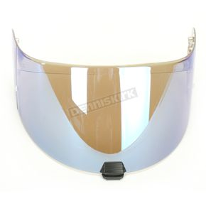 HJC RST Mirrored Blue RPHA-Max - Pinlock Ready Maxvision Shield - 0907-9402-00