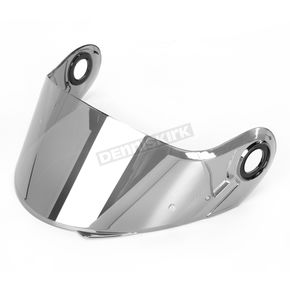 Speed and Strength Silver SS1700 Replacement Shield - 87-6526