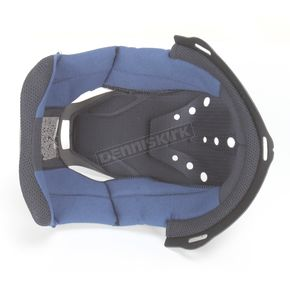HJC Black/Blue RPHA-10 Helmet Liner - 12mm - 1570-014