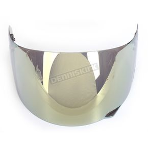 Gold Mirror Everclear No-Fog/Anti-Scratch Face Shield for EXO-R410, T510, R710, T1200, R2000 - 52-526-71
