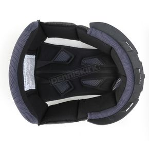 Joe Rocket Black R1000X Helmet Liner - 12mm - 158-012
