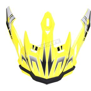 AFX Hi-Vis Yellow FX-41DS Visor - 0132-0850