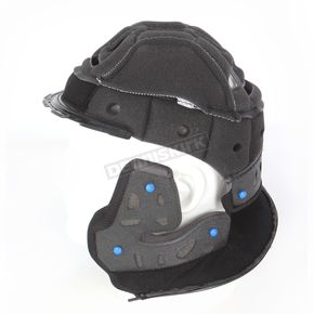Scorpion Black Helmet Liner for EXO-900X Helmets - 90-600-06