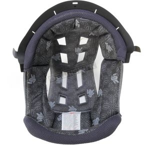 HJC Gray Liner for CL-X7 Helmets - 9mm - 740-036