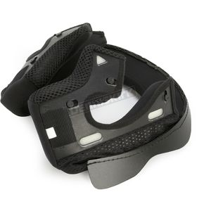AGV Black K-3 SV Cheek Pads - KIT03007001