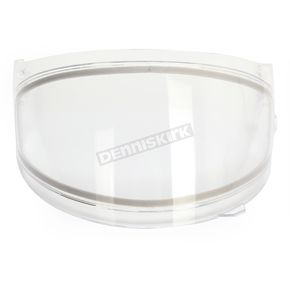 GMax Clear Dual Lens Shield for FF49, GM49Y and GM54/S Helmets - 72-0897