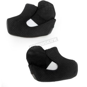 Bell Helmets Black Cheek Pad Set for Bullitt Helmets - 30mm - 8013399