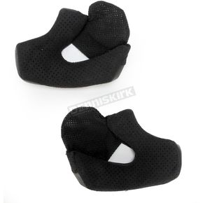 Bell Helmets Black Cheek Pad Set for Bullitt Helmets - 35mm - 8013400