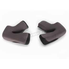 Bell Helmets Black Cheek Pad Set for MX-9 Helmets - 40mm - 8031082