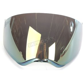 Bell Helmets Iridium Dark Gold Shield for MX-9 Adventure Helmets - 8031109