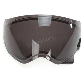 GMax Smoke Dual Lens Shield for GM11 Helmets - 72-3346