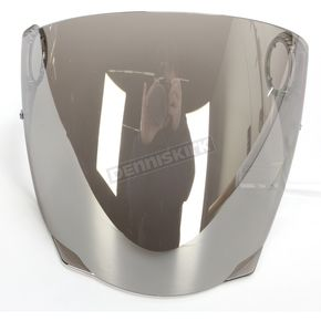 Nolan Silver Mirror Full Shield for N40 Helmets - SPAVIS0000295