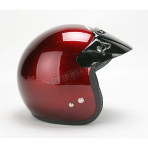 AFX FX-75 Wine Red Helmet - 0104-0091