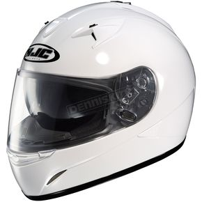 HJC IS-16 White Helmet - 580-146