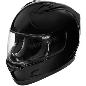 Icon Black Alliance Helmet - 0101-4937