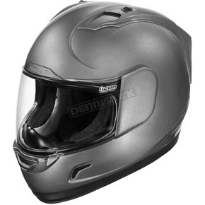 Icon Medallion Gloss Alliance Helmet - 01014