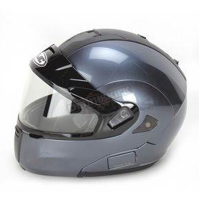 HJC Anthracite Metallic IS-MaxSN BT Modular Helmet - 959-566