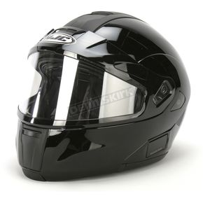 HJC Black IS-MaxSN BT Modular Helmet - 959-606