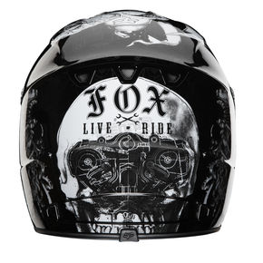 Fox V2 Empire II Helmet - 01179-001