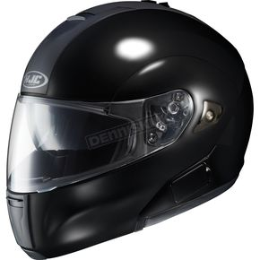 HJC IS-Max BT Modular Black Helmet - 958-606