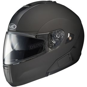 HJC IS-Max BT Modular Matte Black Helmet - 958-616