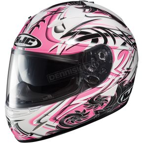 HJC IS-16 White Othos Helmet - 570-986