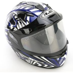 HJC Blue/Black/White IS-16 SN Specter Helmet - 569-926