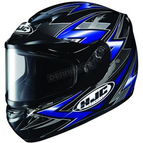 HJC CS-R2 SN Thunder Blue Multi Helmet - 211-926