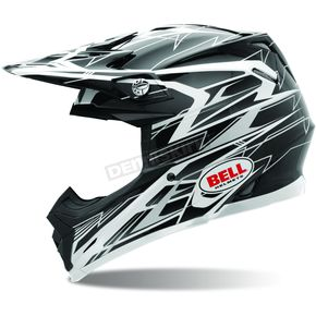 Bell Helmets Silver Moto-9 Legacy Helmet - Convertible To Snow - 2021894