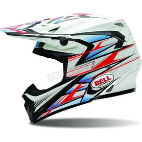 Bell Pearl Moto-9 Legacy Helmet - Convertible To Snow - 2021900