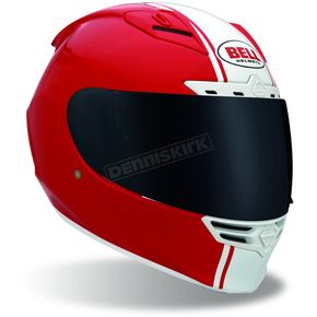Bell Helmets Red Star Rally Helmet - convertible To Snow - STAR