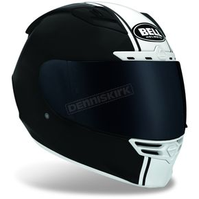 Bell Helmets Matte Black Star Rally Helmet - Convertible To Snow - STAR
