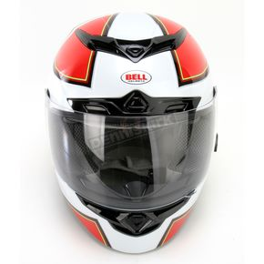 Bell Helmets Black/Red/White RS-1 Stellar Helmet - Convertible To Snow - 2033277