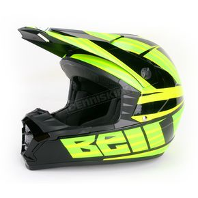 Bell Green/Black SX-1 Crusade Helmet - 2036740