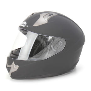 Zox Matte Black Primo Air Helmet - 88-30164