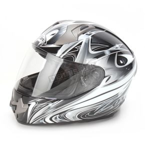 Zox Spear Silver Primo Air Helmet - 88-30194