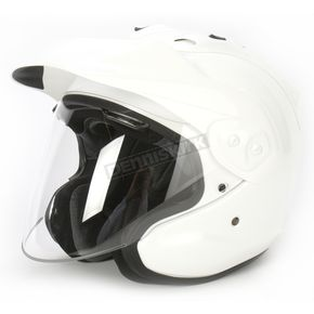 Arai Helmets Diamond White CT-Z Helmet  - 819105